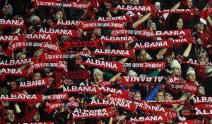 Футболисты сборной Швейцарии победили команду Албании со счетом 1:0 в матче группы А